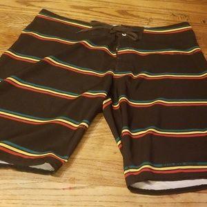bob Marley board shorts